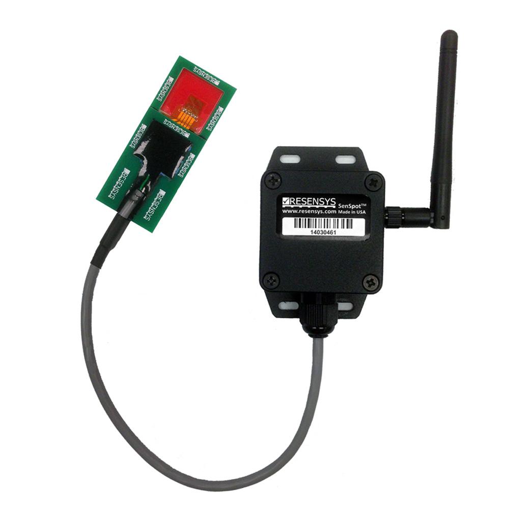 Wireless Strain Gauge Sensor Resensys Senspot Wiring Stress